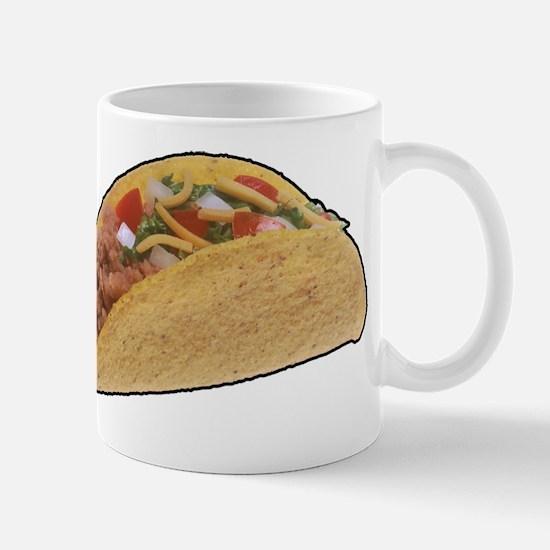Taco - Food - Mexican Mug