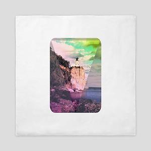 Lighthouse - Art - Ocean Queen Duvet