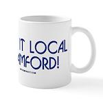 What's on the Menu? Keep it Local Mug