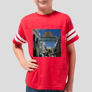 Old Street Sint Maarten Youth Football Shirt