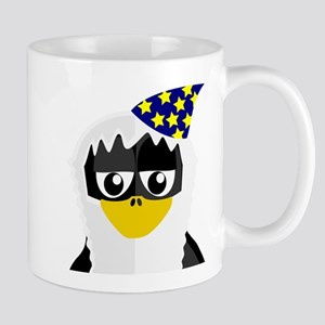 Wizard Penguin Small Mug