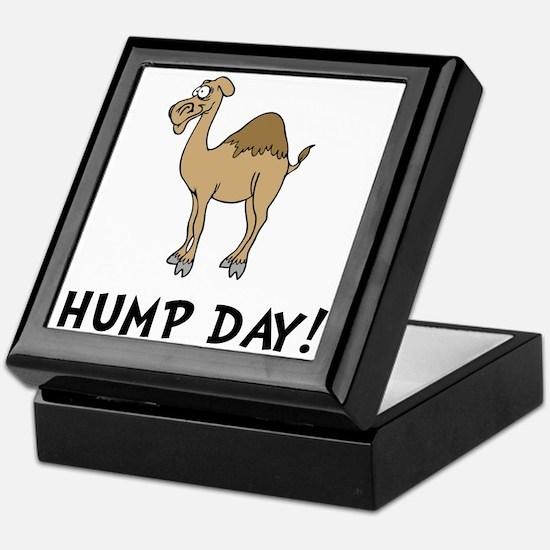 Hump Day Keepsake Box
