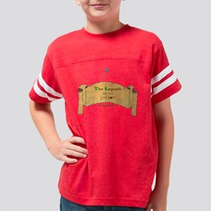 The Wizards Portal Organic T  Youth Football Shirt