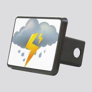 Storm - Weather - Lightning Hitch Cover