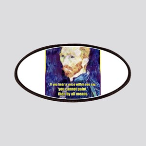 Vincent van Gogh - Art - Quote Patches