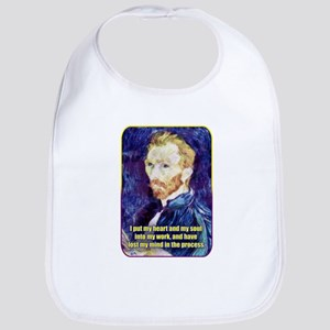 Vincent van Gogh - Art - Quote Bib