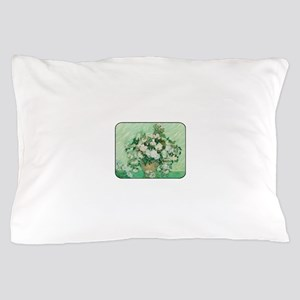 Vincent van Gogh - Art - Roses Pillow Case