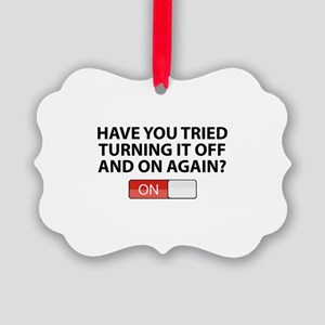 Have You Tried Turning It Off And On Again? Pictur