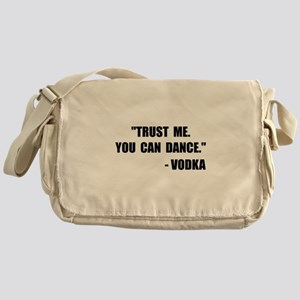 Vodka Dance Messenger Bag