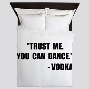 Vodka Dance Queen Duvet