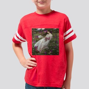 largewindflowers Youth Football Shirt