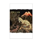 Dragon Poster Print (Mini)