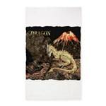 Dragon 3'x5' Area Rug