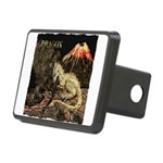 Dragon Rectangular Hitch Cover