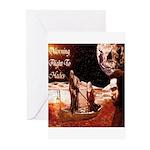 Grim Reaper Greeting Cards (Pk of 20)