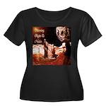 Grim Reaper Plus Size T-Shirt