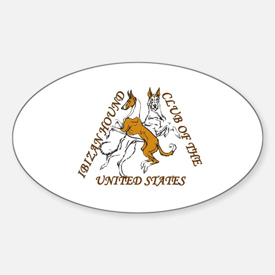 IHCUS Color Logo Decal