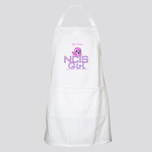 Personalized NCIS Girl Apron