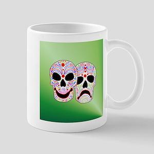 Comitragic DODT Skulls Mug