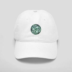 Celtic Stormy Sea Mandala Cap