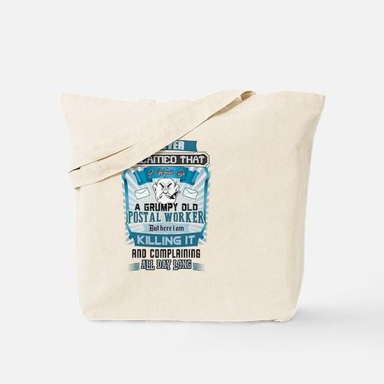 Funny Super social worker Tote Bag