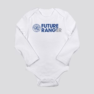 Queens Park Future Ran Long Sleeve Infant Bodysuit