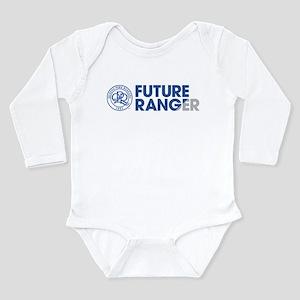 Queens Park Future Ran Long Sleeve Infant Bodysuit