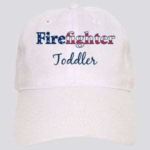 Firefighter Toddler Cap