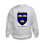 Abrahall Coat of Arms Kids Sweatshirt