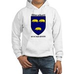 Abrahall Coat of Arms Hooded Sweatshirt