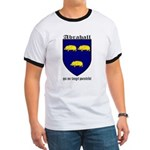 Abrahall Coat of Arms Ringer T