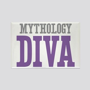Mythology DIVA Rectangle Magnet