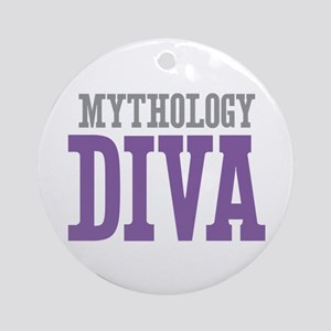 Mythology DIVA Ornament (Round)