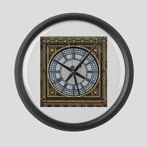 BIG BEN London Pro Photo Large Wall Clock