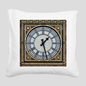 BIG BEN London Pro Photo Square Canvas Pillow