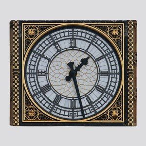 BIG BEN London Pro Photo Throw Blanket