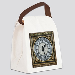 BIG BEN London Pro Photo Canvas Lunch Bag