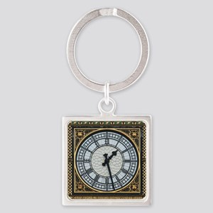 BIG BEN London Pro Photo Square Keychain