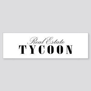 RE Tycoon Bumper Sticker