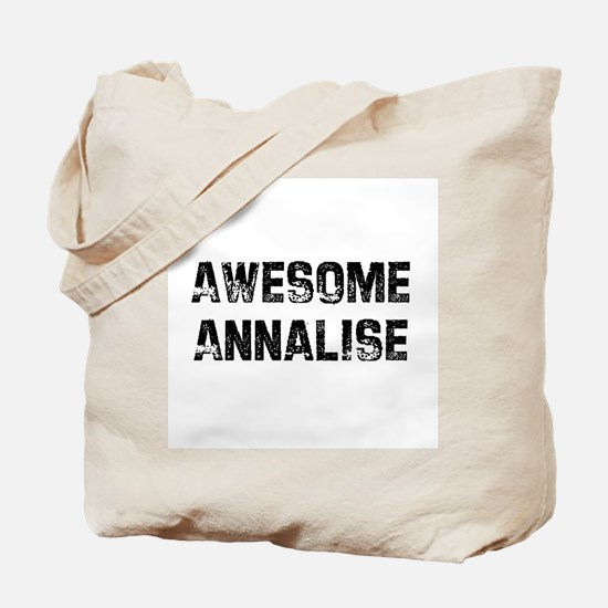 Awesome Annalise Tote Bag