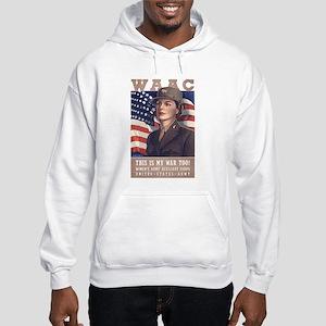 WAAC Hooded Sweatshirt