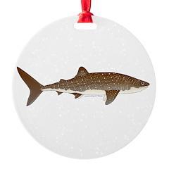 Whale Shark f Ornament
