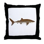 Whale Shark f Throw Pillow