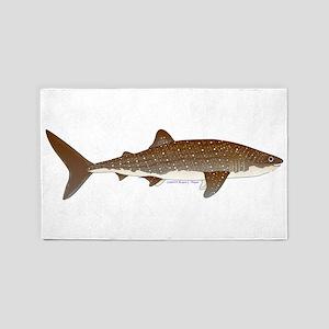 Whale Shark f 3'x5' Area Rug