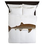 Whale Shark f Queen Duvet