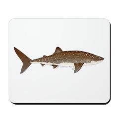 Whale Shark f Mousepad