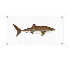 Whale Shark f Banner