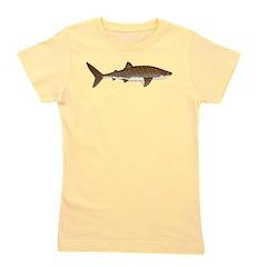 Whale Shark c Girl's Tee
