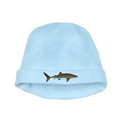 Whale Shark c baby hat