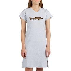 Whale Shark c Women's Nightshirt